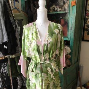 Oscar De La Renta kimono
